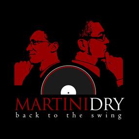 MARTINI DRY - logo