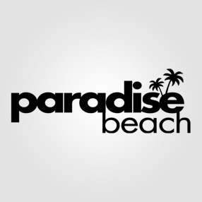 PARADISE BEACH - logo