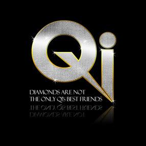 Qi Clubbing - restyling logo