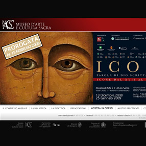 M.A.C.S. - sito web